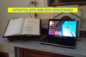 APOSTOLATO BIBLICO DIOCESANO